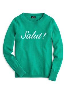 J.Crew Salut Cashmere Sweater