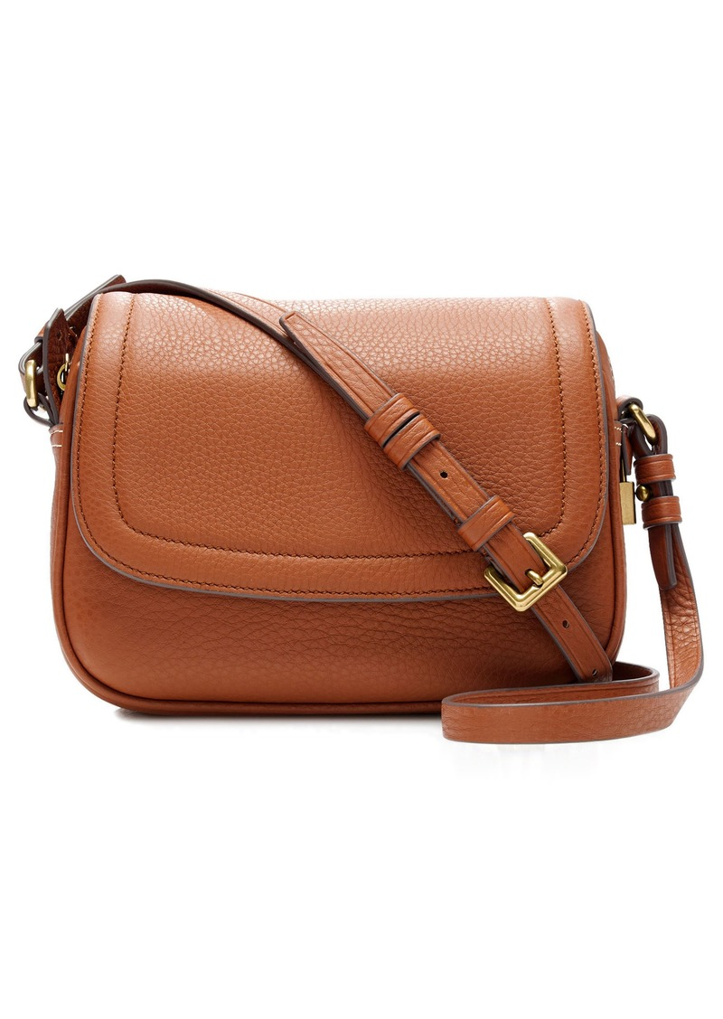 J Crew Signet Flap Crossbody Bag Handbags