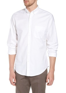 J.Crew Slim Fit Stretch Pima Cotton Oxford Shirt