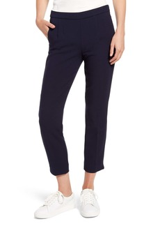 J.Crew Slim Stretch Crepe Pants (Nordstrom Exclusive)