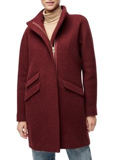 J.Crew Stadium Cloth Cocoon Coat (Regular & Petite)