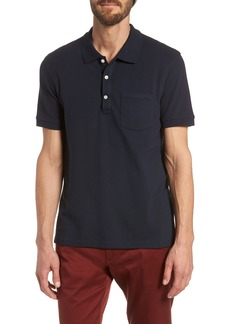 J.Crew Stretch Cotton Polo Shirt