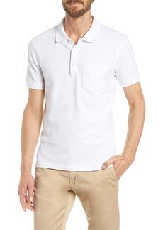 J.Crew Stretch Cotton Polo Shirt