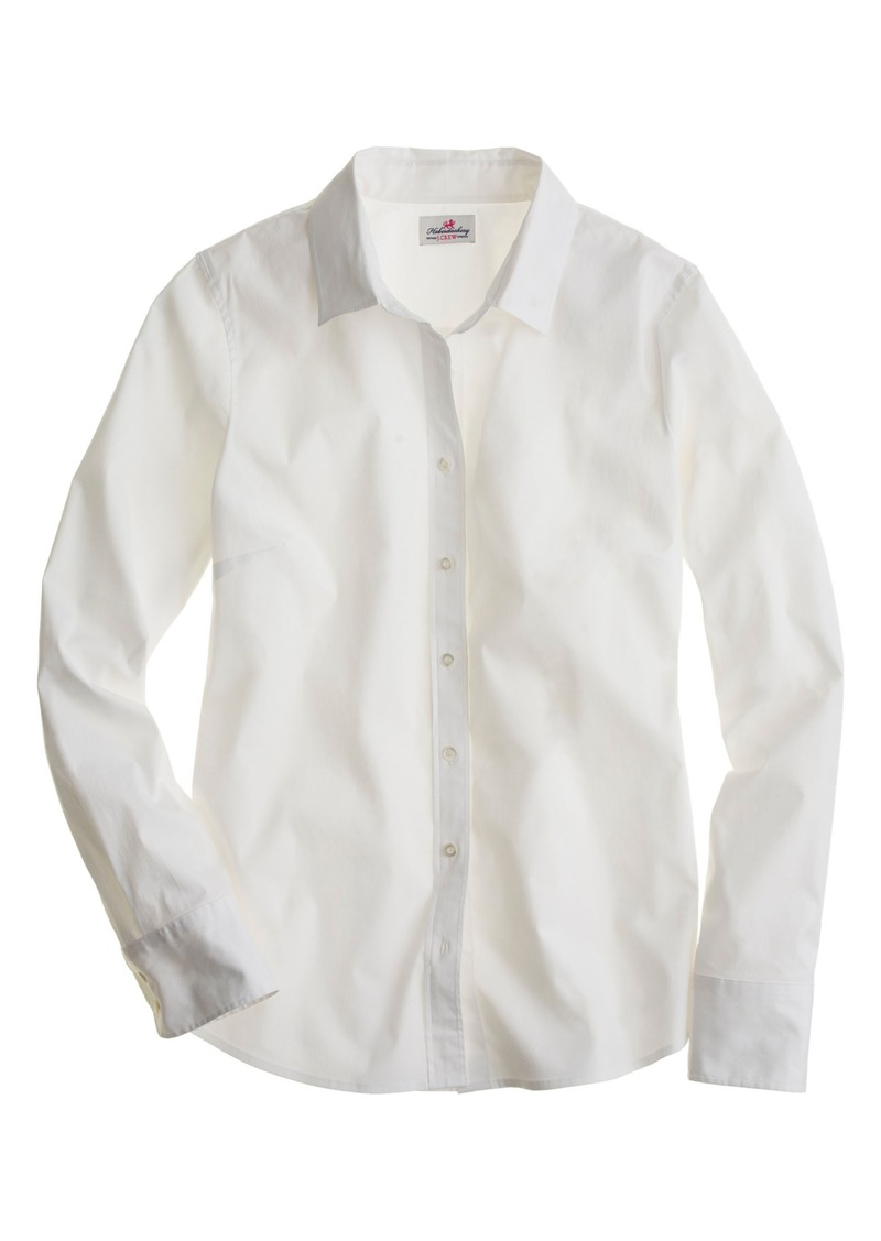 7b068082 J.Crew J.Crew Stretch Perfect Shirt (Regular & Petite) | Casual Shirts