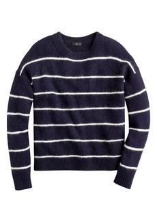 J.Crew Stripe Crewneck Sweater