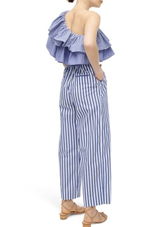 J Crew J Crew Collection Mixed Satin Crepe Slipdress Dresses