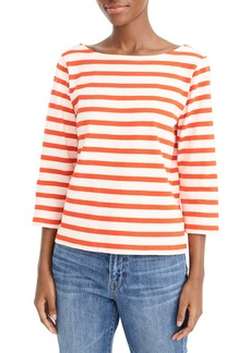 J.Crew Structured Stripe Tee
