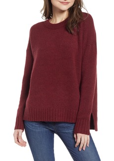 J.Crew Supersoft Oversize Crewneck Sweater