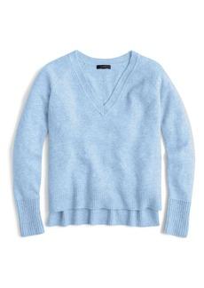 J.Crew Supersoft Yarn V-Neck Sweater