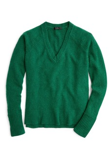 J.Crew Supersoft Yarn V-Neck Sweater (Regular & Plus Size)
