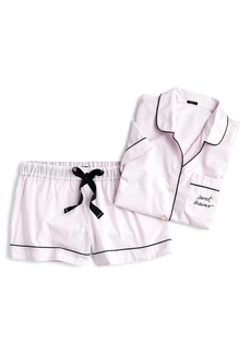 J.Crew Sweet Dreams Short Pajamas