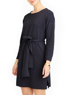 J.Crew Tie Waist Knit Dress