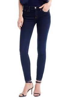 J.Crew Toothpick Crop Skinny Jeans (Classic Rinse) (Regular & Petite)