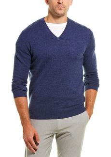 J.Crew V-Neck Cashmere Sweater