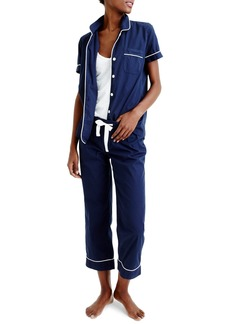 J.Crew Vintage Cotton Pajamas