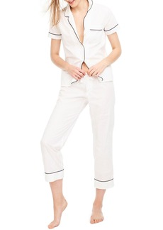 J.Crew Vintage Cotton Pajamas
