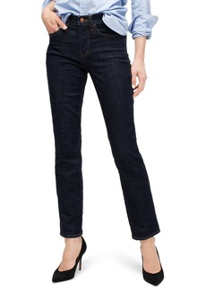J.Crew Vintage Straight Leg Jeans (Resin Wash)