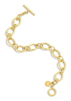 J.Crew Wide Chain Bracelet