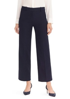 J.Crew Wide Leg Pant in Four Season Stretch