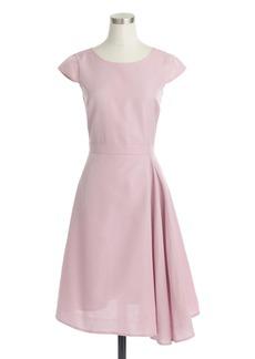 Julia dress in classic faille