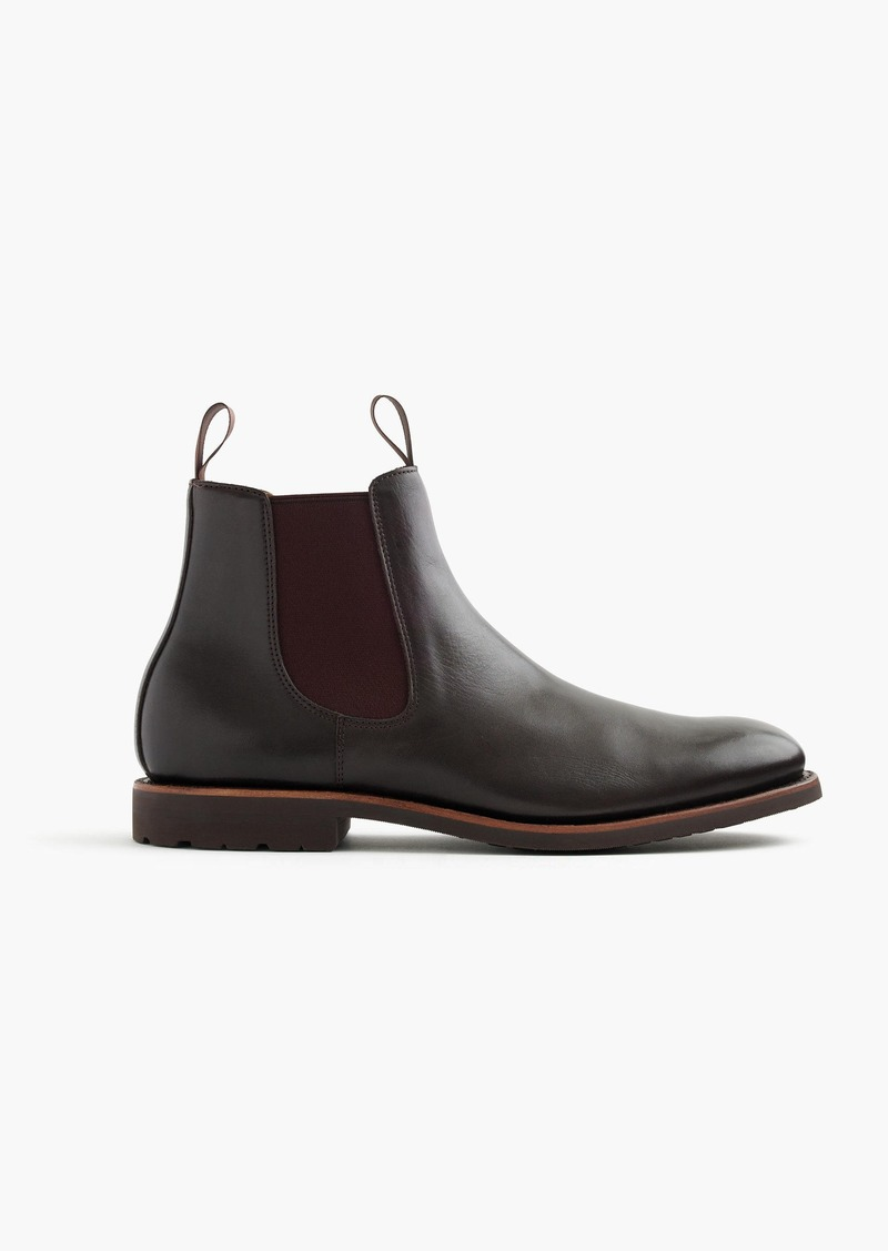 newest selection modern and elegant in fashion huge inventory Kenton leather Chelsea boots