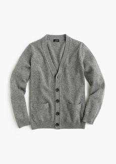 J.Crew Kids' cashmere cardigan sweater