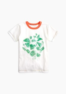 J.Crew Kids' crewcuts X Kid Made Modern peppermint T-shirt