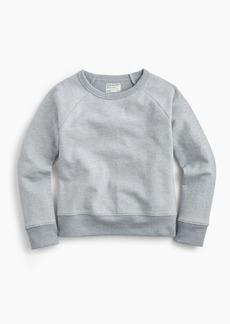 J.Crew Kids' crewneck sweatshirt
