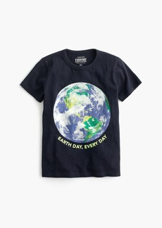 J.Crew Kids' glow-in-the-dark Earth Day T-shirt