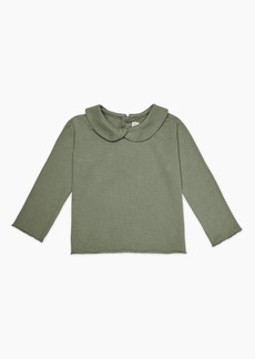 J.Crew Kids' Les Gamins collared T-shirt