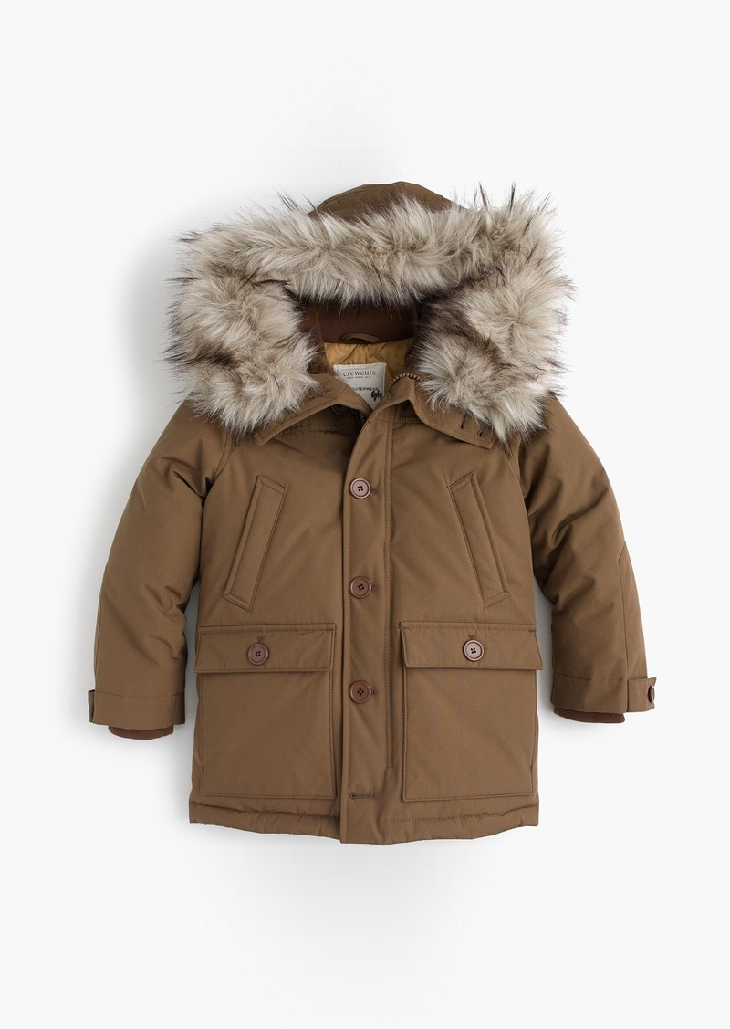 760be8724 Kids' Nordic parka