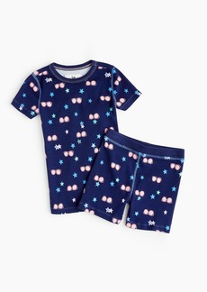 J.Crew Kids' short pajama set in sunnies and stars