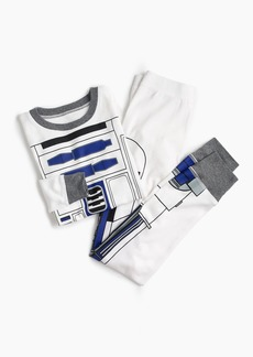 J.Crew Kids' Star Wars ™ for crewcuts R2-D2 pajama set