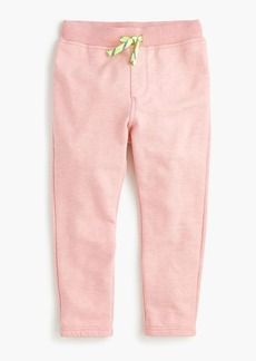 J.Crew Kids' terry sweatpant