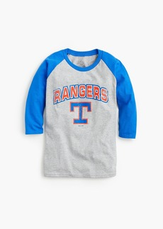 J.Crew Kids' Texas Rangers baseball T-shirt