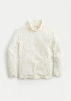 J.Crew Kids' tissue turtleneck