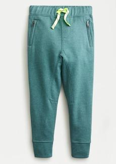 J.Crew Kids' zip-pocket sweatpant in slim-fit