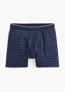 J.Crew Knit boxer brief in stripe