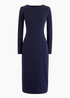 J.Crew Tall Knit sheath dress