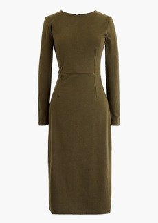 J.Crew Petite Knit sheath dress