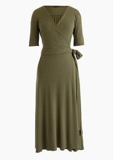 J.Crew Knit wrap dress