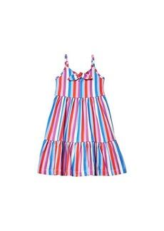 J.Crew Knot Front Dress (Little Kids/Big Kids)