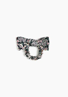 J.Crew Knotted hair tie in Liberty®