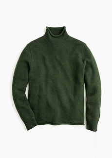 J.Crew Lambswool rollneck™ relaxed sweater