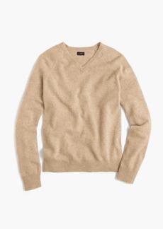 J.Crew Lambswool V-neck sweater