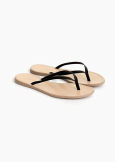 J.Crew Leather Capri sandals