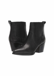 J.Crew Leather Chelsea Western Boot