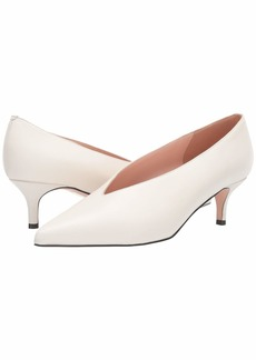 J.Crew Leather Closed Eloise Pump