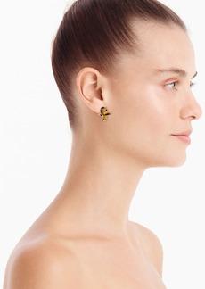 Lele Sadoughi X J.Crew Trillium Button stud earrings