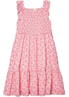 J.Crew Lexi Smocked Dress (Toddler/Little Kids/Big Kids)
